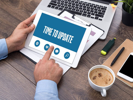 Why should I update my website regularly?
