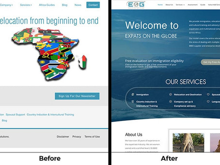 Before & After – EOG