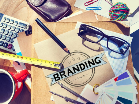 Branding and logo design are not the same thing