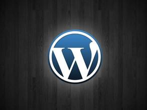 WordPress 3.5 Update
