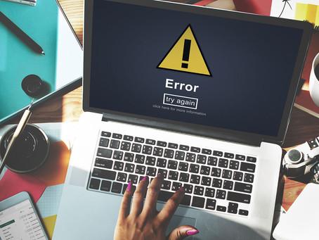 5 Common Website Design Mistakes Companies Make