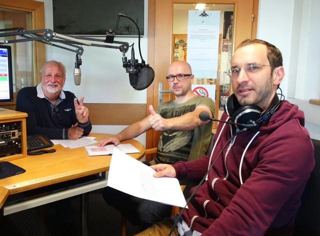 Radio-Interview zum Kärntner Seenvolksbegehren