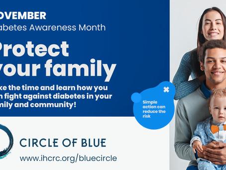 Circle of Blue: Pre-Diabetes