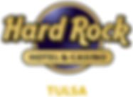 logo for Hard Rock Hotel andCasino Tulsa