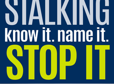Stalking is Far from Talking