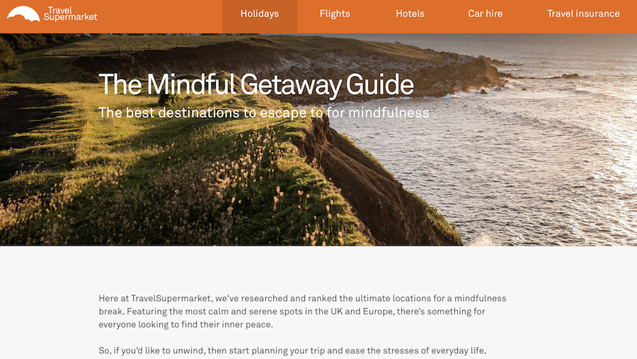 The Mindful Getaway Guide