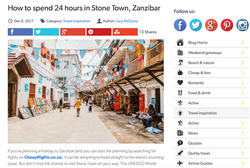 How to spend 24 hours in Stone Town