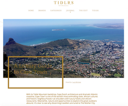 A Luxury Guide to Cape Town