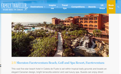 Family hotels in the Canary Islands