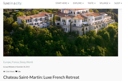 Chateau St Martin - French Retreat