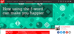 Use the 'F' word to make you happy