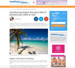 Introducing Negril, Jamaica