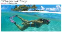 13 Things to do in Tobago