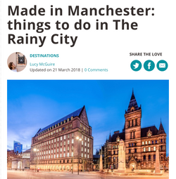 Things to do in the Rainy City