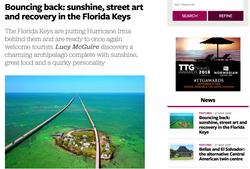 Florida Keys Bounce Back
