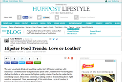 Hipster Food Trends: Love or Loathe?