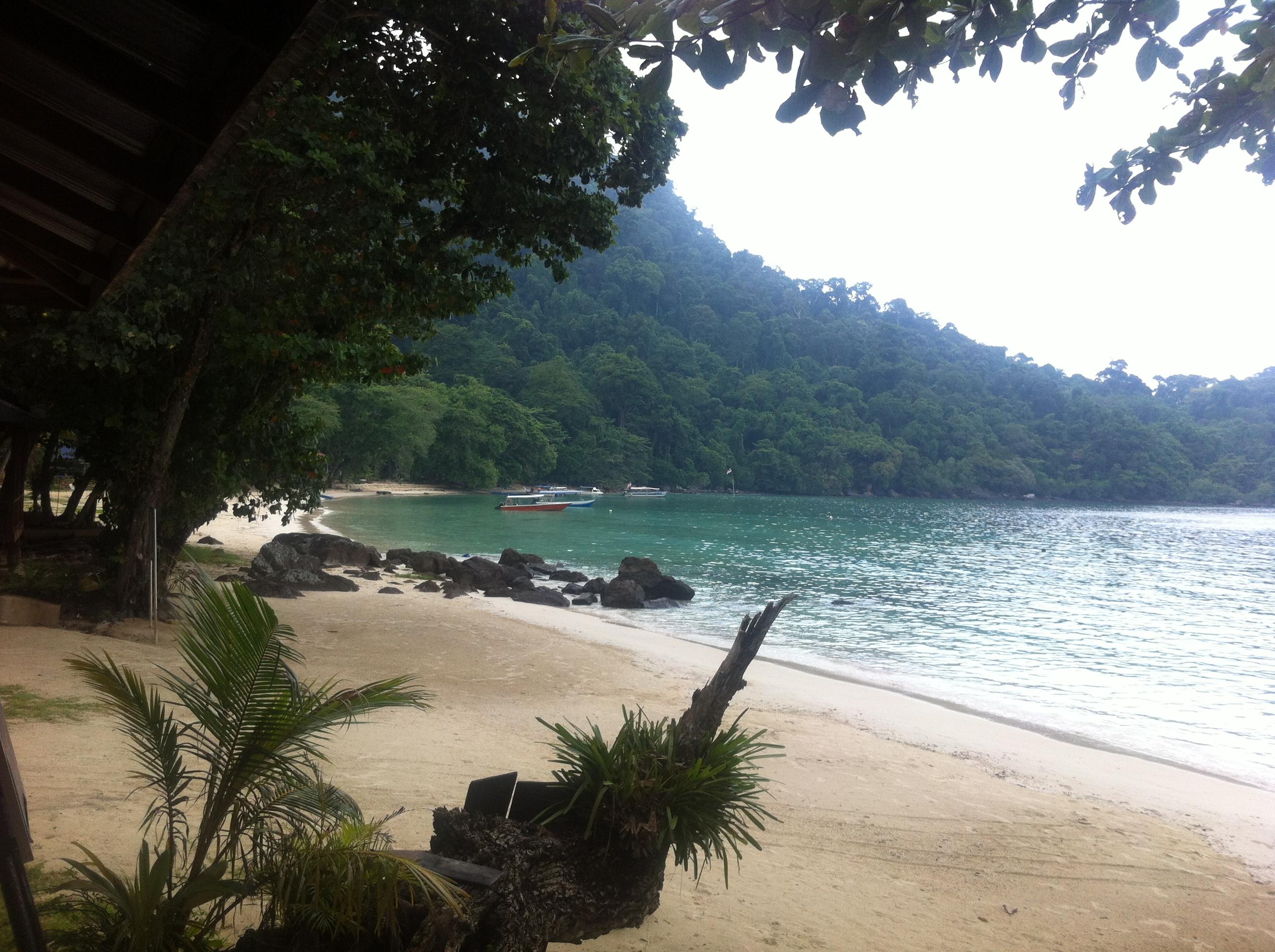 Tenngol Island, Tanjong Jara