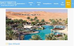 8 Best family hotels in Abu Dhabi