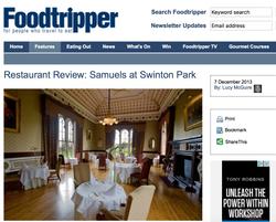 Samuels at Swinton Park
