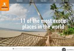 11 of the most exotic places in the world