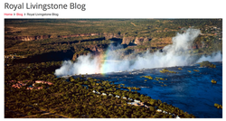 Royal Livingstone Blog