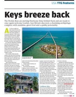 Keys Breeze Back