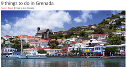 9 Things to do in Grenada