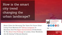 Smart Cities | Virgin.com