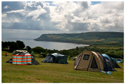 6 Coastal campsites for