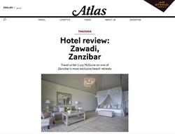 Hotel review: Zawadi, Zanzibar
