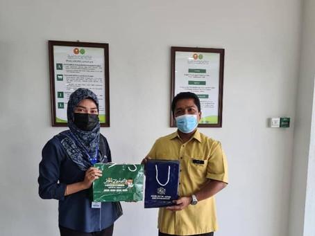 Courtesy Visit @ Lembaga Zakat Kedah Cawangan Kuala Muda