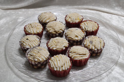cran apple muffins