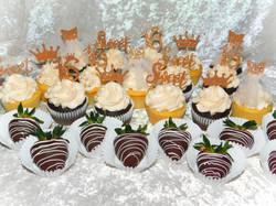 Sweet16 cupcakes