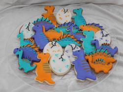 dinosaur cookies 4