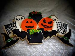 Halloweencookies