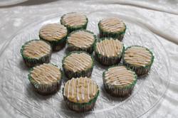 G.F. apple spice muffins