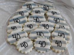 40 Cookies