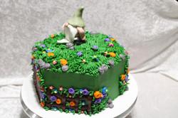 Gnome cake 4