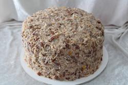 German chocolate cake 3