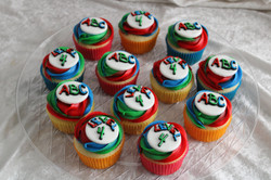 ECCLPS cupcakes