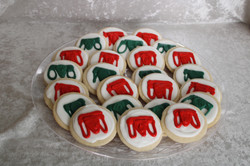 athletic supporter cookies
