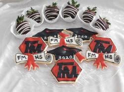 FMHS cookies