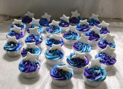 galaxy cupcakes 2