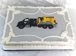 VXP Truck cake