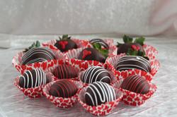 v-day chocolate box