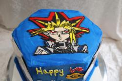 yugioh cake 2