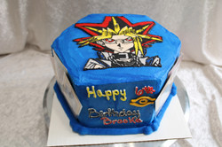 yugioh cake 1