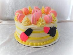 Macaron Cake 2