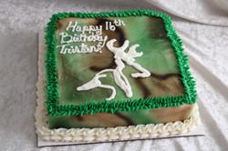 hunting cake 2