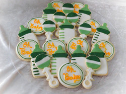 Oh Baby cookies